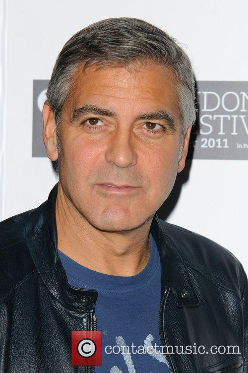 George Clooney and Odeon West End 9