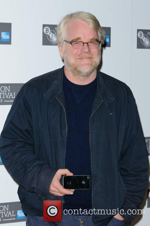 Philip Seymour Hoffman and Odeon West End 8