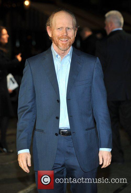 Ron Howard and Odeon Leicester Square 3