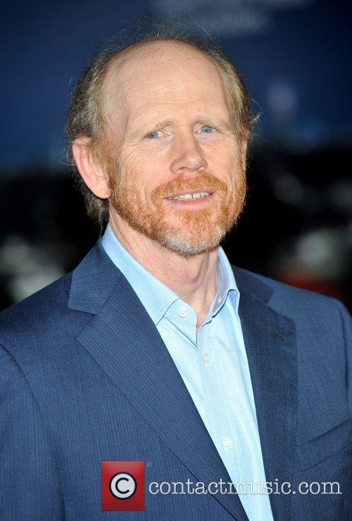 Ron Howard and Odeon Leicester Square 2