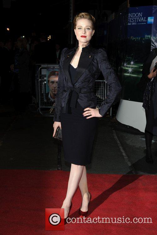 Evan Rachel Wood and Odeon Leicester Square 19