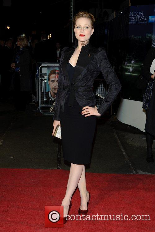 Evan Rachel Wood and Odeon Leicester Square 17