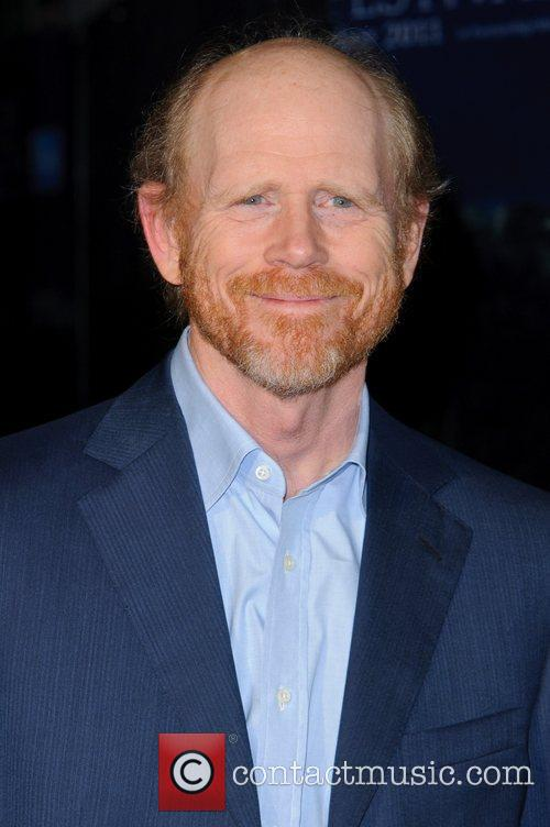 Ron Howard and Odeon Leicester Square 1