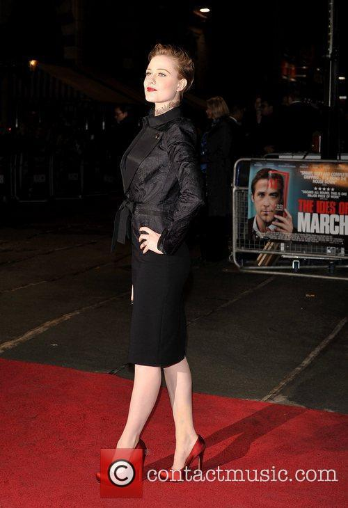 Evan Rachel Wood and Odeon Leicester Square 5