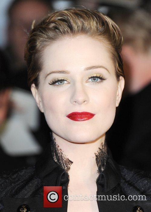 Evan Rachel Wood, Odeon Leicester Square