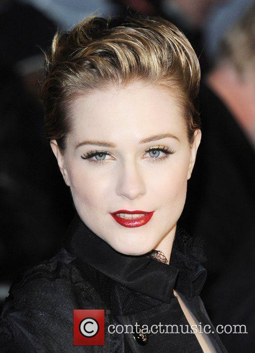 Evan Rachel Wood and Odeon Leicester Square 8