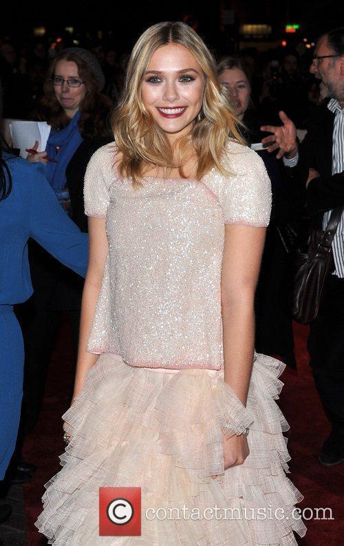 Elizabeth Olsen 55th BFI London Film Festival: Martha...