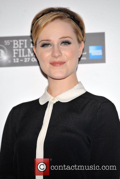 Evan Rachel Wood and Odeon West End 2