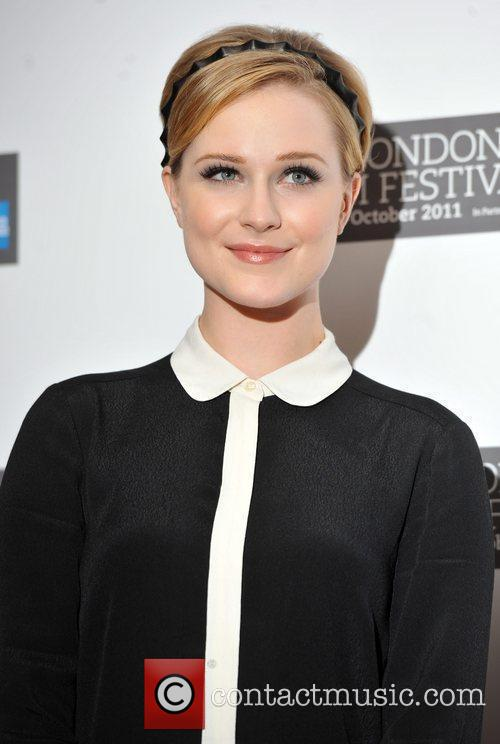Evan Rachel Wood and Odeon West End 3