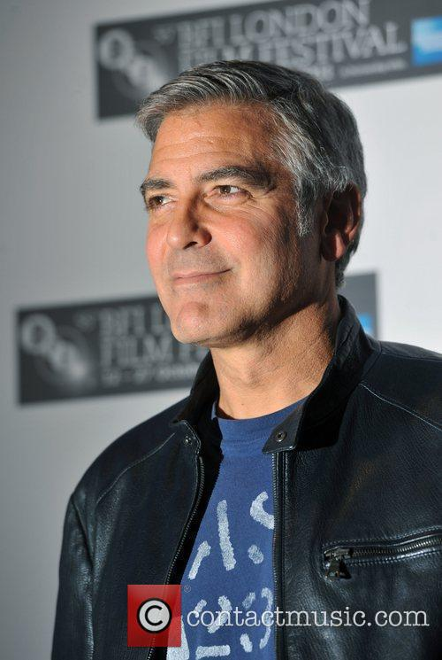George Clooney and Odeon West End 2