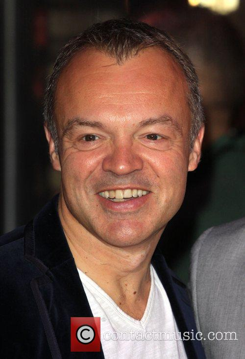 Graham Norton and Empire Leicester Square 5