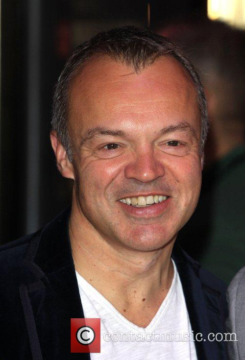 Graham Norton and Empire Leicester Square 6