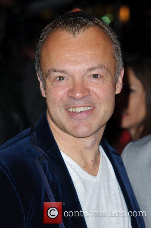Graham Norton and Empire Leicester Square 1
