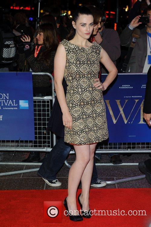 Katie Mcgrath and Empire Leicester Square 7