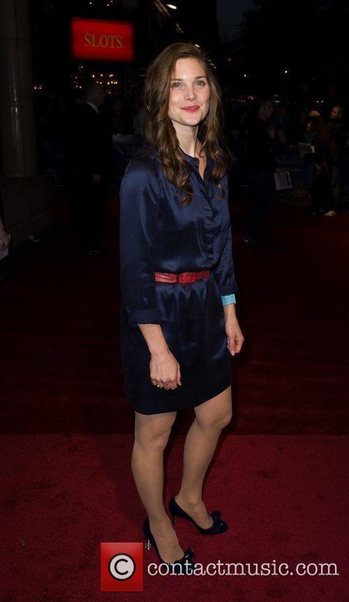 Liz White 55th BFI London Film Festival: Wild...