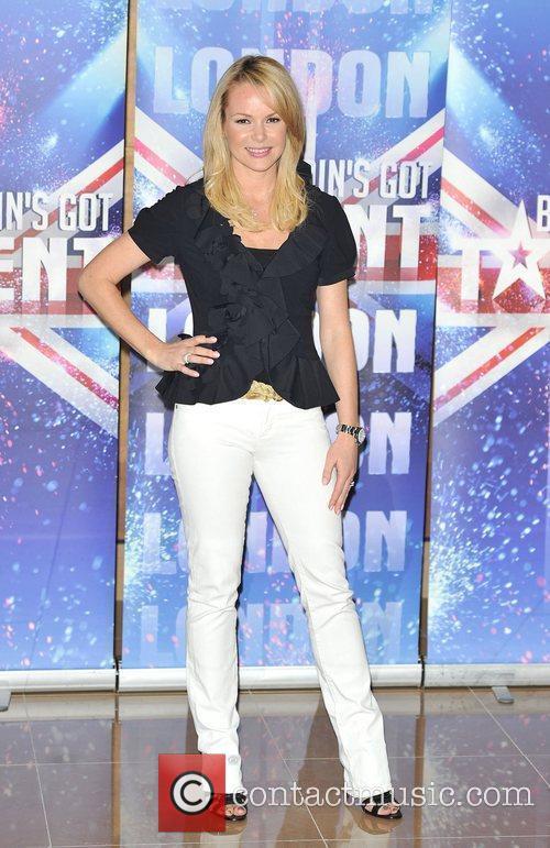 Amanda Holden Britain's Got Talent - press launch...