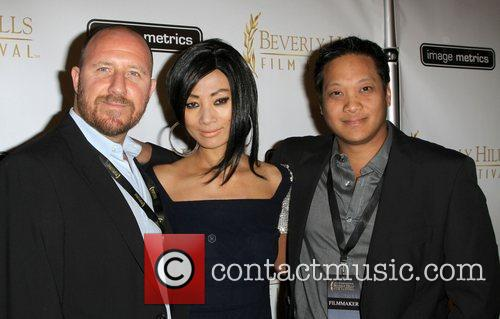 Bai Ling with Guests 2011 Beverly Hills Film...