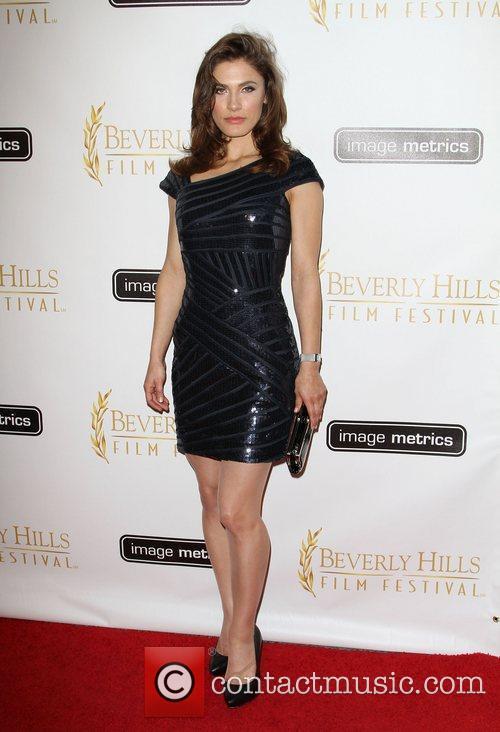 Lili Bordan 2011 Beverly Hills Film Festival Opening...