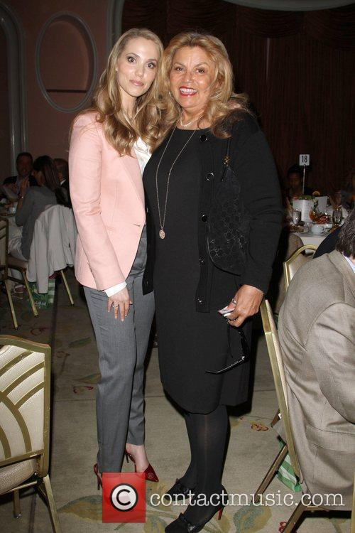 Elizabeth Berkley and Suzanne De Passe 2