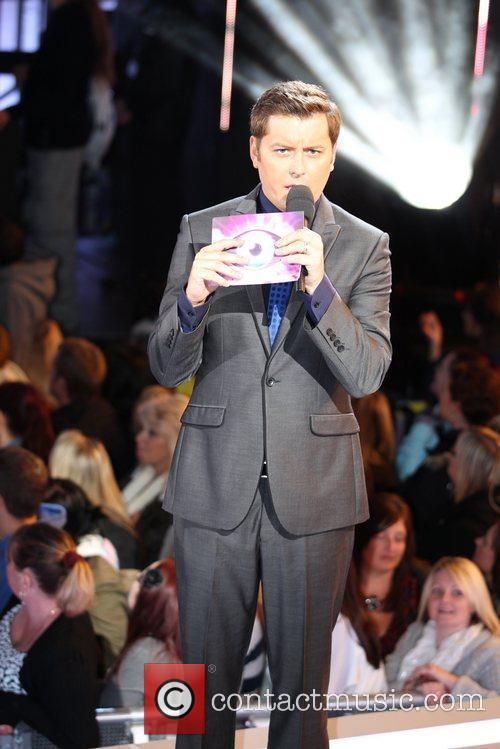 Aden Theobald leaves the Big Brother house after...