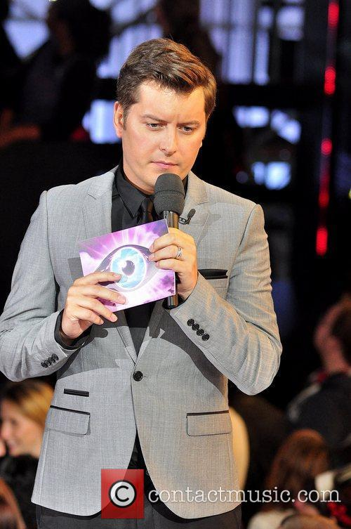 Brian Dowling Celebrity Big Brother live eviction held...
