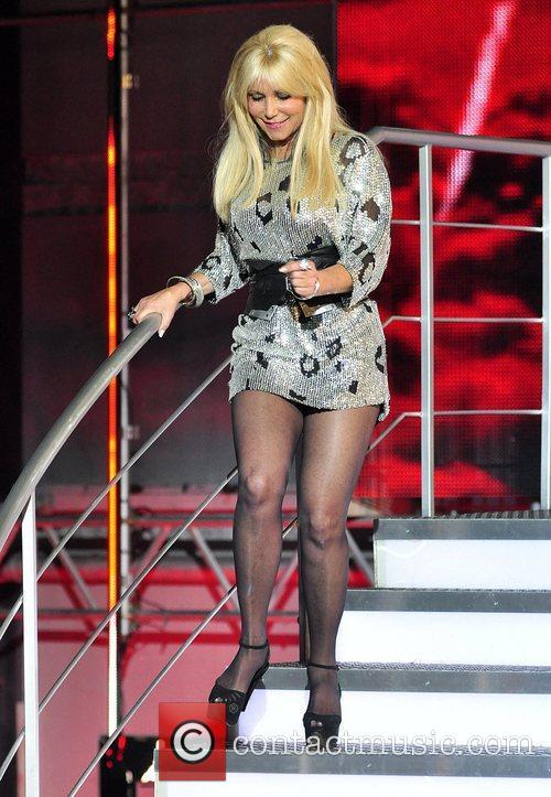 Pamela Bach Celebrity Big Brother live eviction held...
