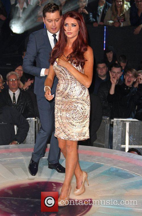 Amy Childs Celebrity Big Brother Live Launch -...