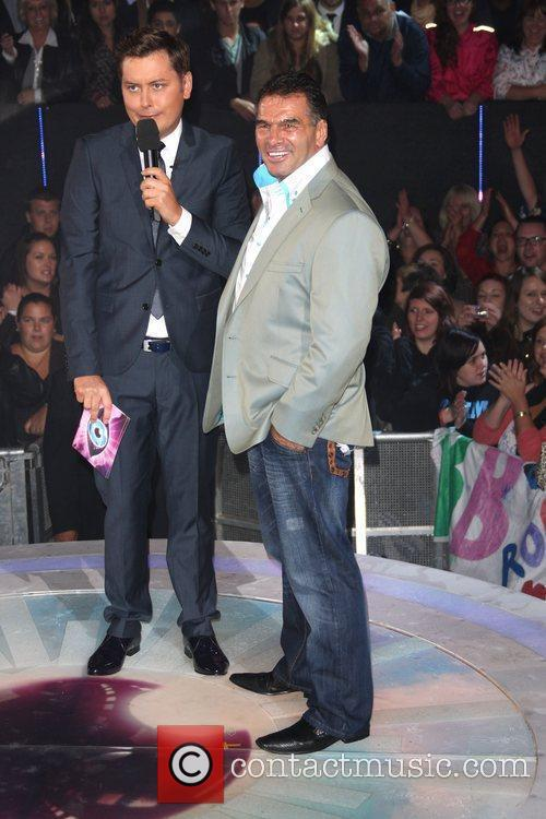 Paddy Doherty Celebrity Big Brother Live Launch -...