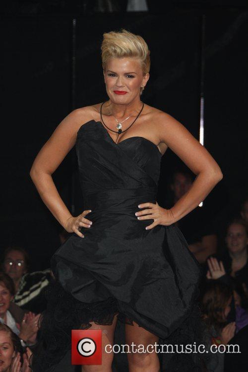 Kerry Katona Celebrity Big Brother - Arrivals Borehamwood,...