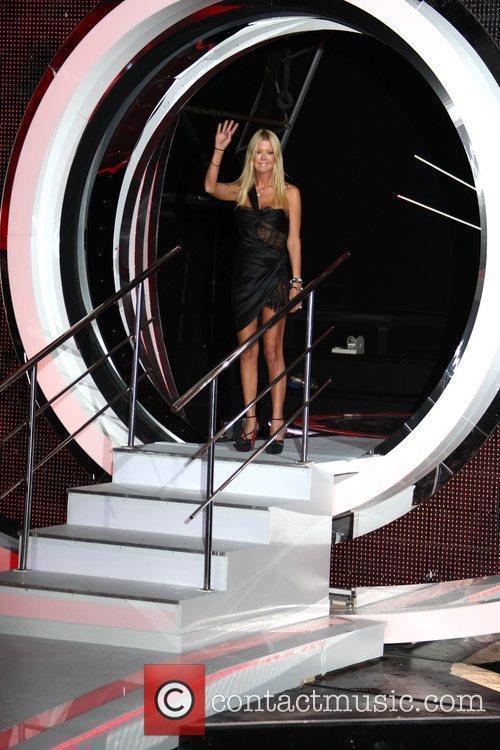 Tara Reid Celebrity Big Brother - Arrivals Borehamwood,...