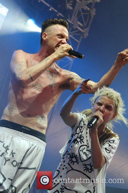 Die Antwoord, Big Day Out