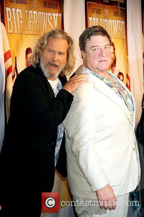 Jeff Bridges and John Goodman 6