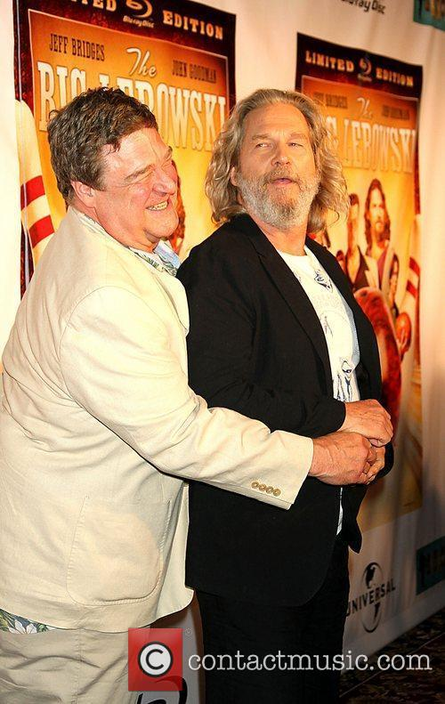 Jeff Bridges and John Goodman 8