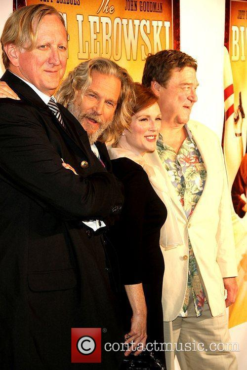 T-bone Burnett, Jeff Bridges and John Goodman 8