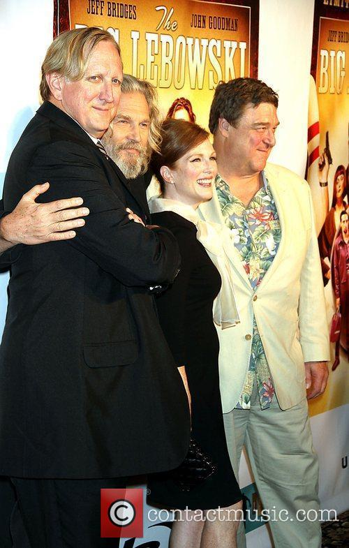T-bone Burnett, Jeff Bridges and John Goodman 7