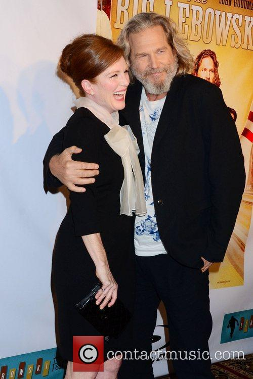 Julianne Moore and Jeff Bridges 2