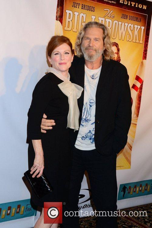 Julianne Moore and Jeff Bridges 3