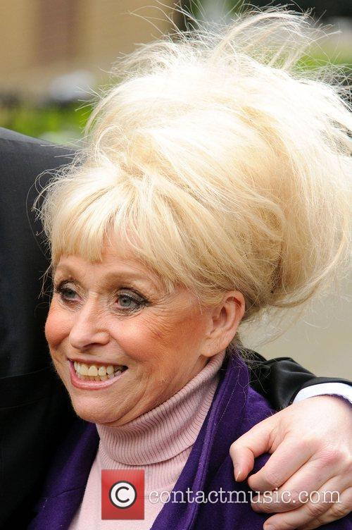 Barbara Windsor and Boris Johnson 8