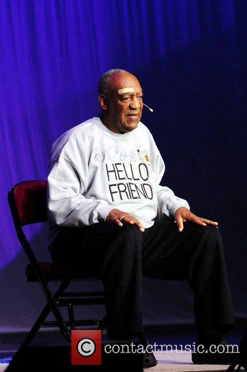 Bill Cosby performs at Hard Rock Live! at...