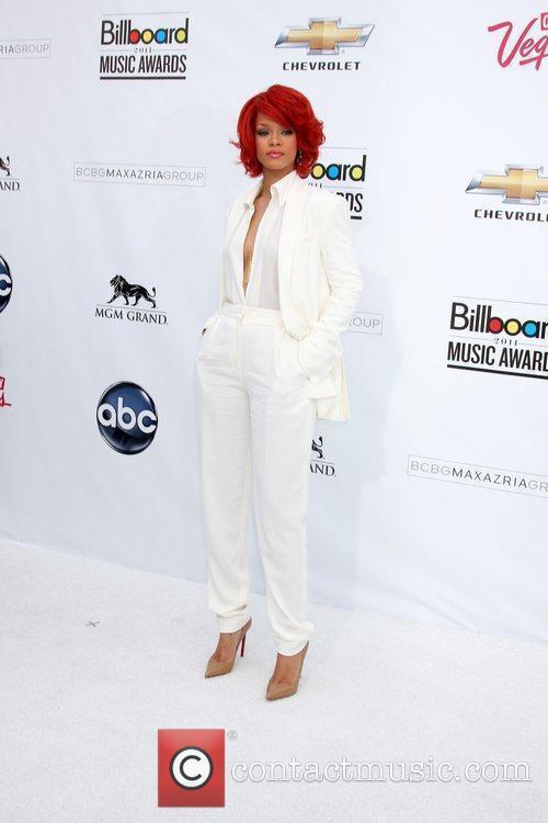 Rihanna, Billboard, Las Vegas and Mgm 3