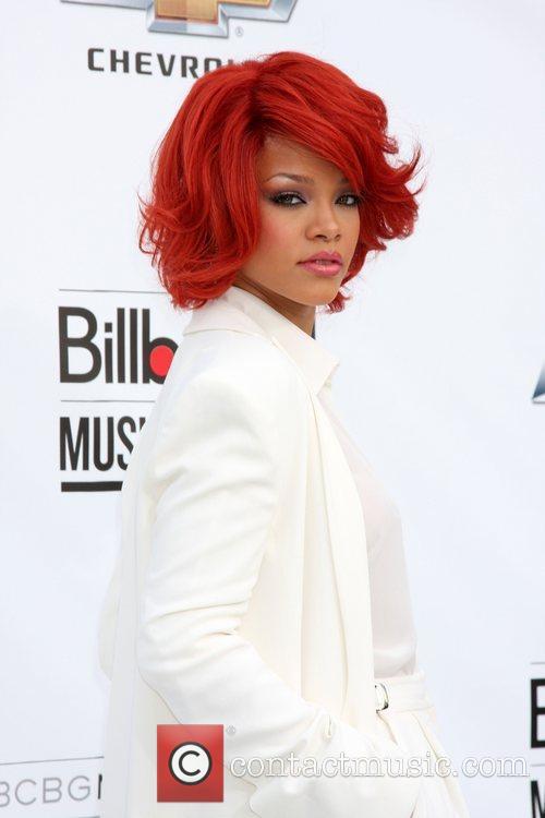 Rihanna, Billboard, Las Vegas and Mgm 2