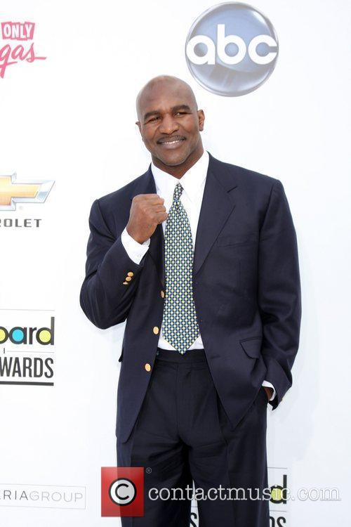 Evander Holyfield, Billboard, Las Vegas and Mgm 3