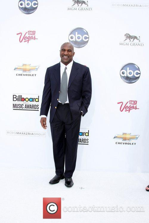 Evander Holyfield, Billboard, Las Vegas and Mgm 1