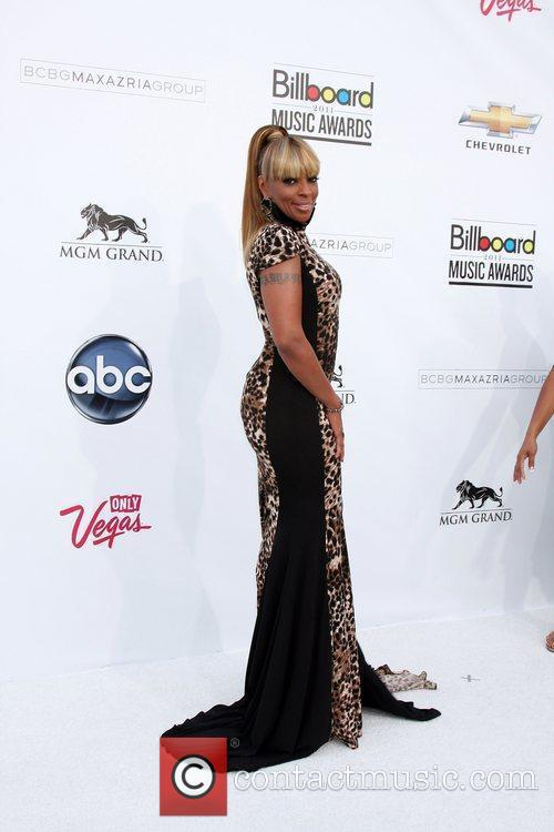 Mary J Blige, Billboard, Las Vegas and Mgm 2