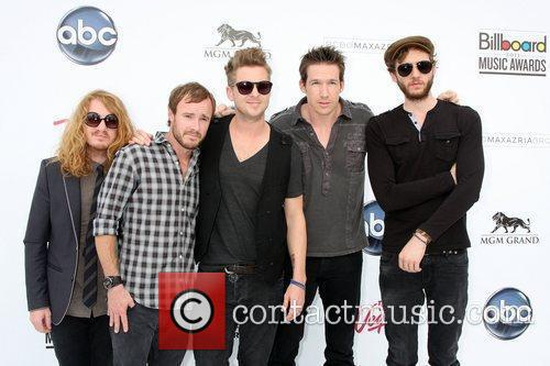 One Republic, Billboard, Las Vegas and Mgm 2