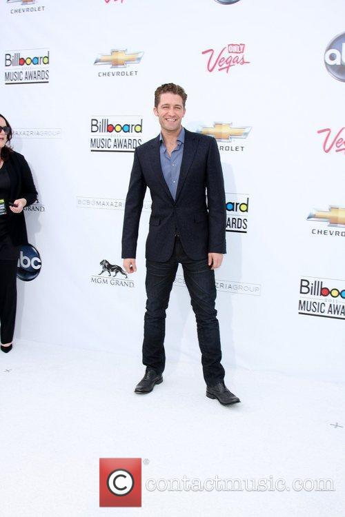 Matthew Morrison, Billboard, Las Vegas and Mgm 1