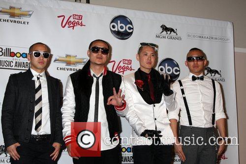 Far East Movement  at the 2011 Billboard...