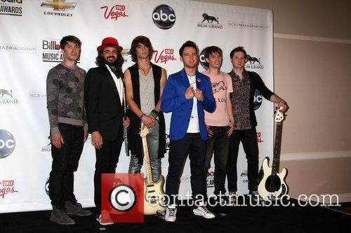 Gentlemen Hall  at the 2011 Billboard Music...