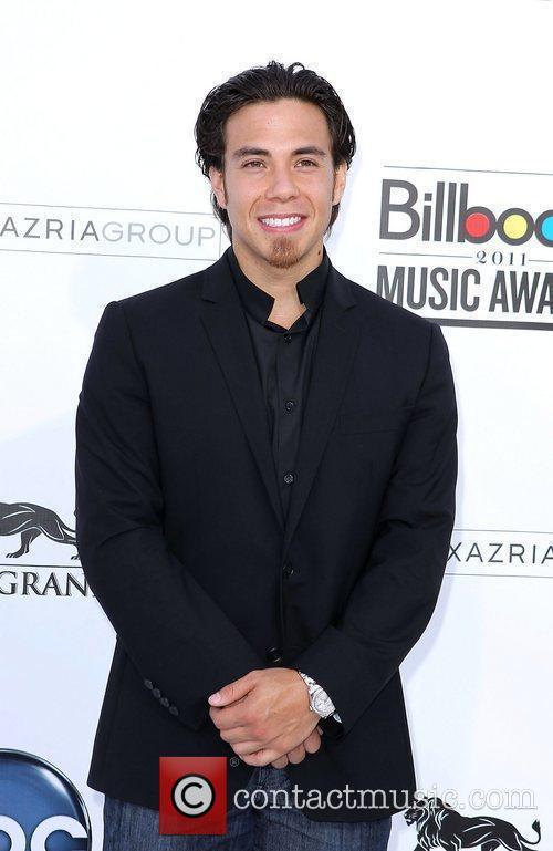Apolo Ohno The 2011 Billboard Music Awards at...