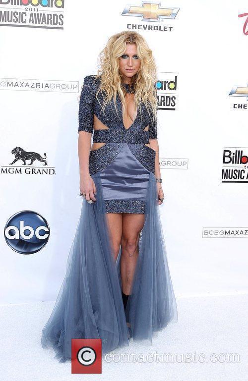 Ke$ha The 2011 Billboard Music Awards at MGM...